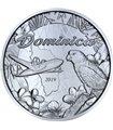 Серебряная монета 1oz Доминика 2 доллара 2019 Доминика