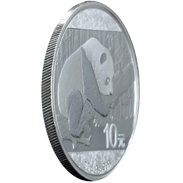 Серебряная монета 1oz Сильвербэк Горилла 5000 франков 2018 КФА Конго