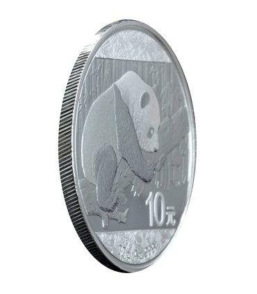Серебряная монета 1oz Сильвербэк Горилла 5000 франков КФА 2018 Конго
