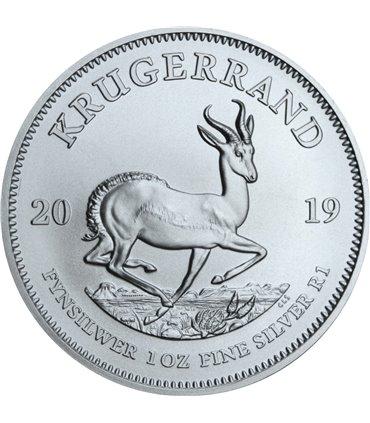 Серебряная монета 1oz Трафальгарская площадь 2 фунта 2018 Великобритания