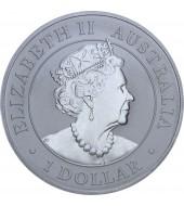 Срібна монета Северин Наливайко 20 гривень 1997 Україна