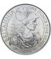 Срібна монета FABULOUS 15 (F15) Крюгерранд 1 ранд 2017 Південна Африка