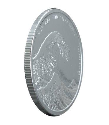 Серебряная монета 1oz Звездные Войны Солдат Клон 2 доллара 2019 Ниуэ