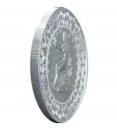 Срібна монета Володимир Великий 10 гривень 2000 Україна
