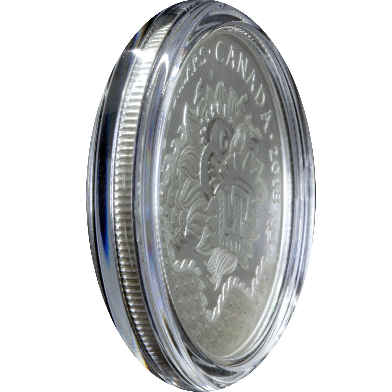 Серебряная монета 1oz Американский Орел 1 доллар 2019 США