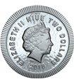 Срібна монета 1oz Американський Орел 1 долар 2008 (1987,1988, 1989, 2000, 2011) США