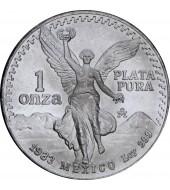 Срібна монета 30g Китайська Панда 10 юань 2009 Китай