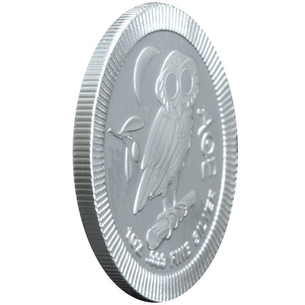 Серебряная монета 1oz Американский Орел 1 доллар 2008 США