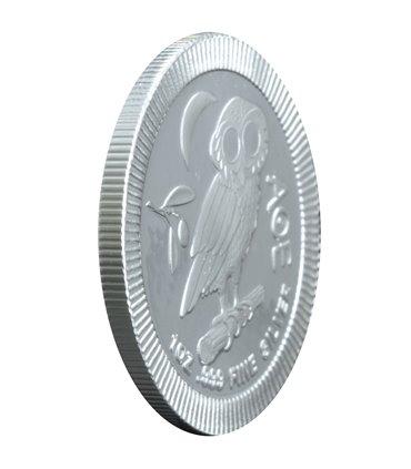 Срібна монета 1oz Американський Орел 1 долар 2008 США