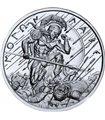 Золотая монета Крюгерранд 2013 Южная Африка
