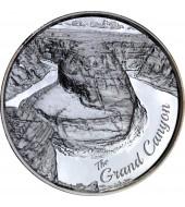 Срібна монета 1oz Кукабарра 1 долар 2007 Австралія