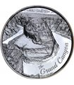 Срібний раунд 2oz Гранд-Каньйон США
