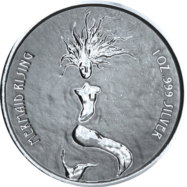 Серебряная монета 1oz Сапсан Хищные Птицы 5 долларов 2014 Канада