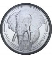 Серебряная монета 1oz Сент-Люсия 2 доллара 2018 Сент-Люсия