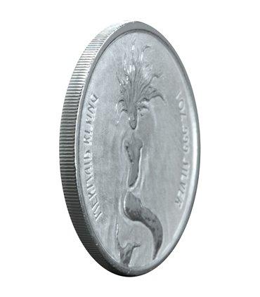 Серебряная монета 1oz Бизон Дикая Природа 5 долларов 2013 Канада