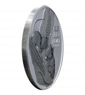 Золотая монета 1/10oz Год Лошади 15 долларов Австралия 2002