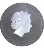 Золотая монета 1/25oz Альберт Эйнштейн 5 долларов Северные Марианские Острова 2004