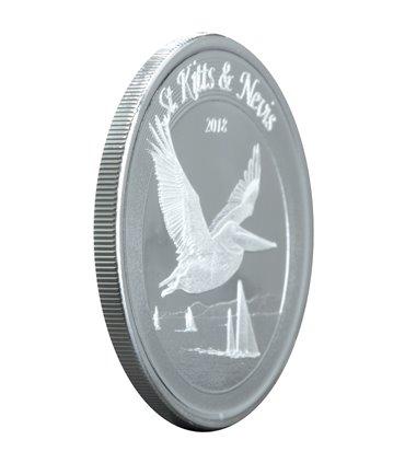 Серебряная монета 1oz Пума Дикая Природа 5 долларов 2012 Канада