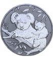 Серебряная монета 2oz Коала 2 доллара 2018 Австралия