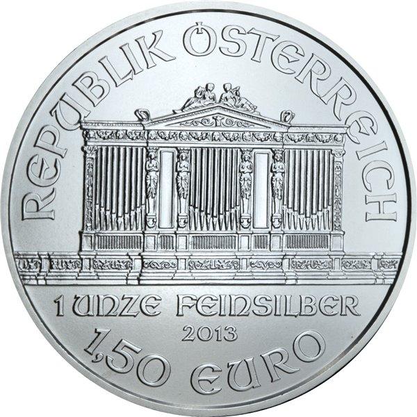 Серебряная монета 50 франков 1979 год Франция