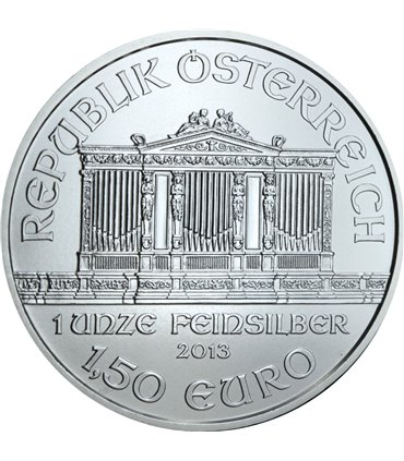 Срібна монета 50 франків 1979 рік Франція