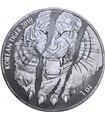 Срібна монета 1oz Уна та Лев 1 долар БВО 2019
