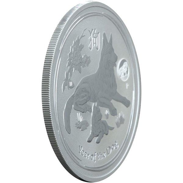 Серебряная монета 5 франков 1960 год Франция