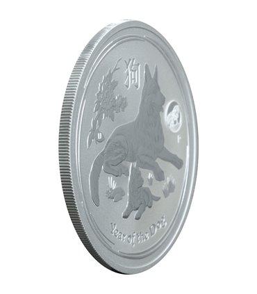 Срібна монета 5 франків 1960 рік Франція