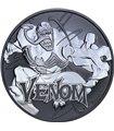 Серебряная монета 1oz Веном 1 доллар 2020 Тувалу