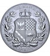 Золотая монета 1/4oz Год Мыши (Крысы) 25 долларов 2020 Австралия