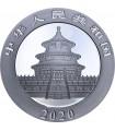 Серебряная монета 2oz Год собаки 2 доллара 2018 Австралия (цветная)