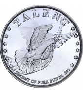 Золотая монета 1/10oz Кот Мэнкс 1 крона 1988 Остров Мэн