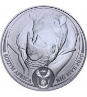 Серебряная монета 1oz Морской Конек 2 тала 2019 Самоа