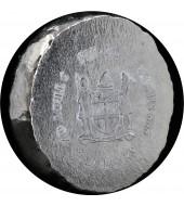 Серебряная монета 1oz Равновесие (Эквилибриум) 5 долларов 2019 Токелау