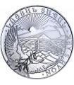 Золотая монета 1/25oz Скифское Золото Богиня Апи 2 гривны 2008 Украина