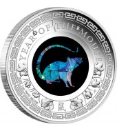 Серебряная монета 1oz Либертад 2018 Мексика