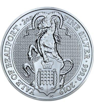 Срібна монета 1oz Кленовий лист 5 доларів 1989 Канада