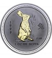 Золотая монета 40 франков Наполеона Бонапарта AN13 1804-1805 Франция