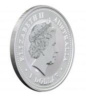 Золотая монета 20 франков 1866 Франция