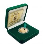Серебряная монета 1 доллар 1868 США