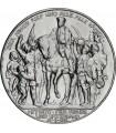 """Срібна монета """"100 років перемоги у війні проти Франції"""" 3 марки 1913 Прусія Німецька Імперія"""