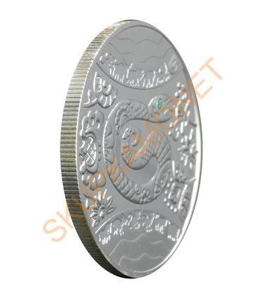 Серебряная монета Один полтинник 50 копеек 1925 год СССР