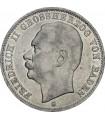 Серебряная монета Баден 3 марки 1908-1914 Германская империя