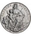 "Серебряная монета ""Патрона Бавария"" 1 талер 1868 Бавария"