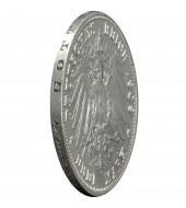 Серебряная монета 1oz Китайская Свадьба 1 доллар 2019 Тувалу (цветная)