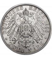 Серебряная монета 1oz Барби 60-ти летие 1 доллар 2019 Тувалу (цветная)