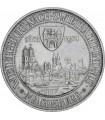 """Серебряная монета """"Магдебург"""" 3 марки 1931 Веймарская Республика Германия"""