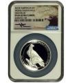 Срібна монета 1oz Клинохвостий Орел 1 долар 2016 Австралія (NGC PF 69 ULTRA CAMEO)