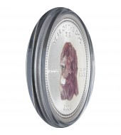Серебряная монета 1oz Тетрис 35-ти летие 2 доллара 2019 НИУЭ (цветная)