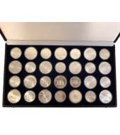 Серебряный слиток 100 грамм 999 Argor-Heraeus